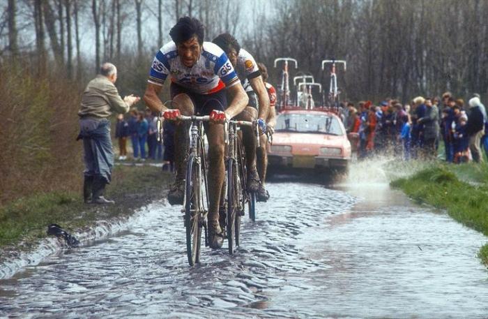 Страницы истории велоспорта: Париж-Рубэ-1983