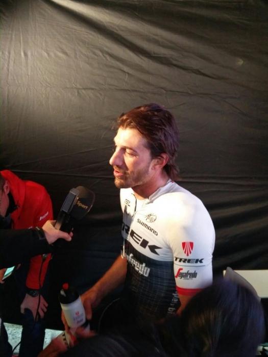Фабиан Канчеллара (Trek-Segafredo) – победитель Страде Бьянке-2016