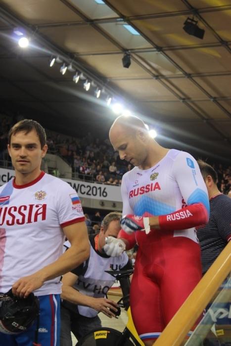 Денис Дмитриев – бронзовый призер Чемпионата мира-2016 в спринте