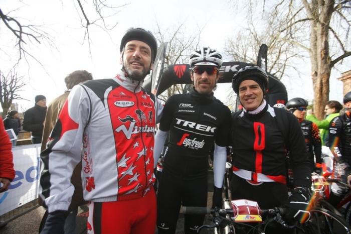 Гран-фондо Страде Бьянке-2016 с Фабианом Канчелларой