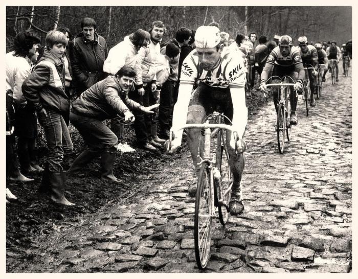 Страницы истории велоспорта: Париж-Рубэ-1984