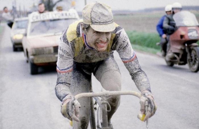 Страницы истории велоспорта: Париж-Рубэ-1985