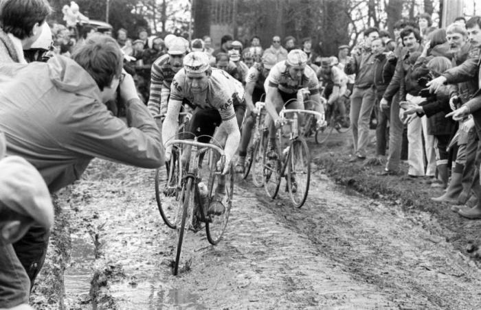 Страницы истории велоспорта: Париж-Рубэ-1986
