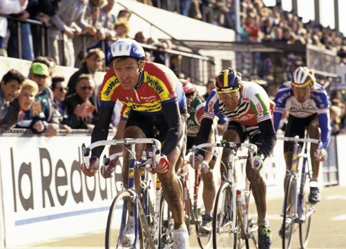 Страницы истории велоспорта: Париж-Рубэ-1989