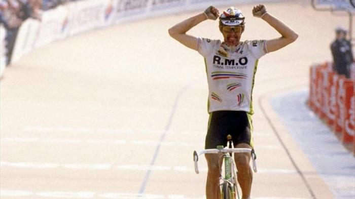Страницы истории велоспорта: Париж-Рубэ-1991
