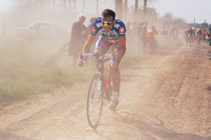 Страницы истории велоспорта: Париж-Рубэ-1995