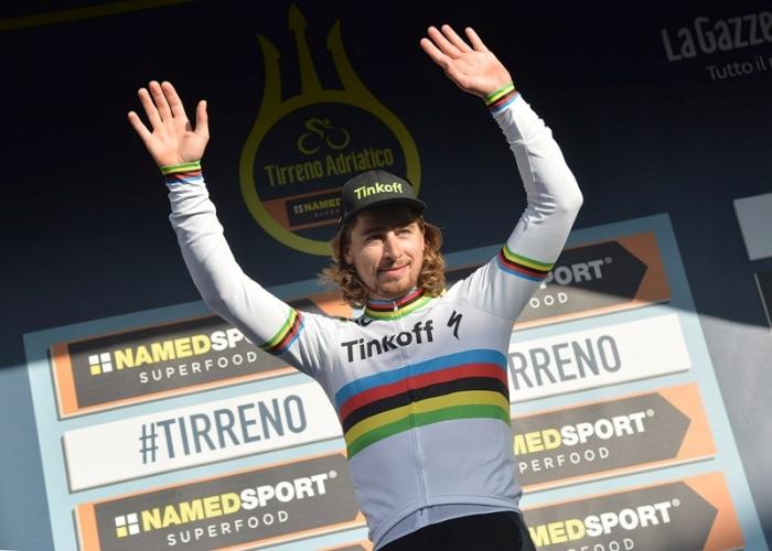 Результаты Тиррено-Адриатико-2016. Этап 3
