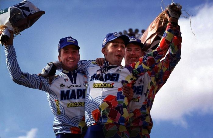 Страницы истории велоспорта: Париж-Рубэ-1998