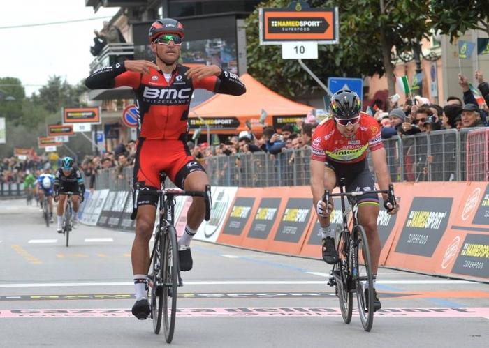 Результаты Тиррено-Адриатико-2016. Этап 6