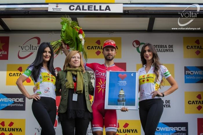 Насэр Буанни, Бен Свифт, Энрико Гаспаротто и Алексей Цатевич о 1-м этапе Вуэльты Каталонии-2016