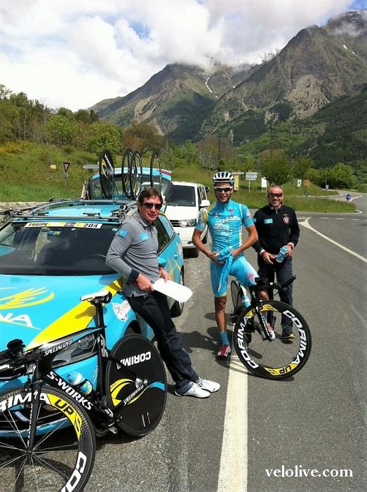 Дмитрий Фофонов о структуре и управлении в команде Astana Pro Team