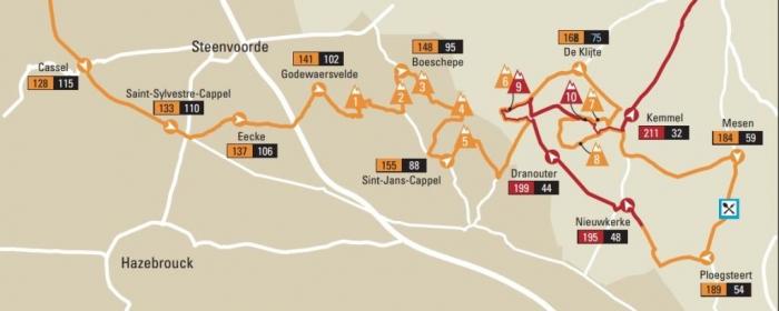 Гент-Вевельгем-2016: маршрут и претенденты