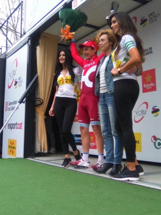 Алексей Цатевич (KATUSHA) – победитель 7-го этапа Вуэльты Каталонии-2016