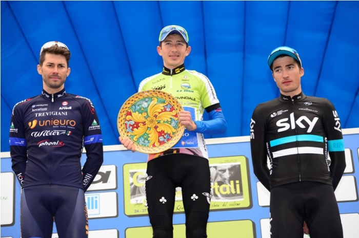 Сергей Фирсанов - победитель Settimana Internazionale Coppi e Bartali-2016