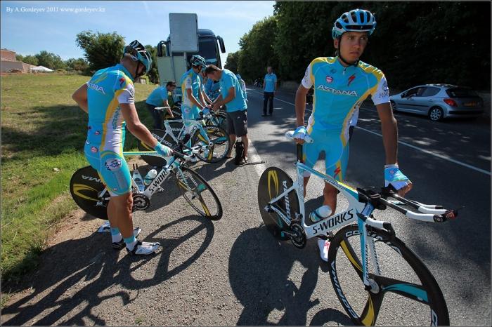 «Олимпийская галерея»: Андрей Зейц, велоспорт-шоссе, сборная Казахстана
