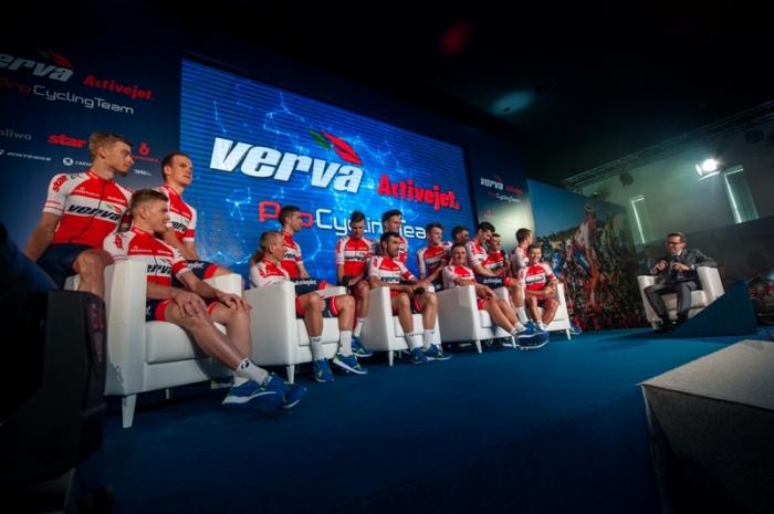 Команда VERVA Activejet получила приглашение на Классику Гамбурга-2016
