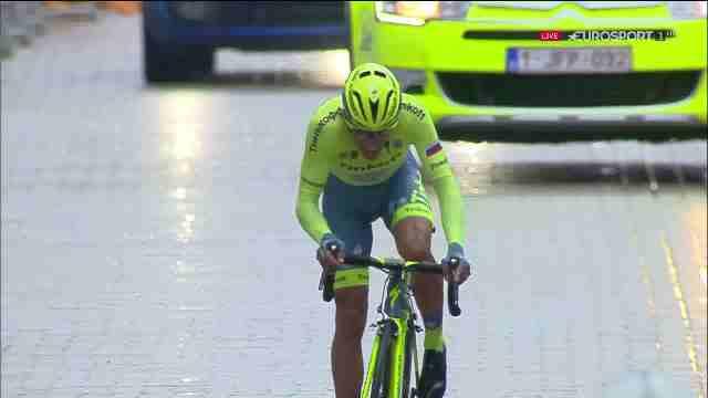 Альберто Контадор (Tinkoff) – победитель Vuelta Ciclista al Pais Vasco-2016