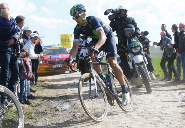 Иманол Эрвити (Movistar) о Paris–Roubaix-2016
