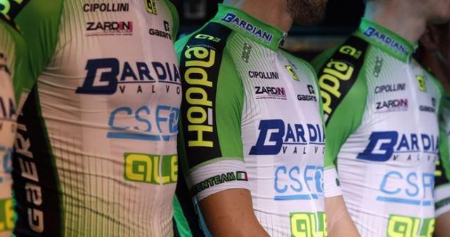 Состав команды Bardiani-CSF на Джиро д'Италия-2016