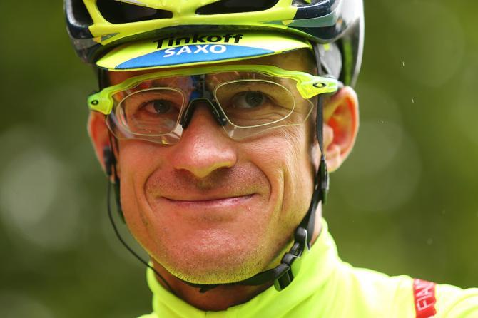 Австралийский гонщик Майкл Роджерс завершил профессиональную карьеру велогонщика