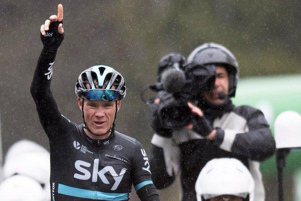 Крис Фрум: «Команде была нужна победа, чтобы не уезжать с гонки с пустыми руками»