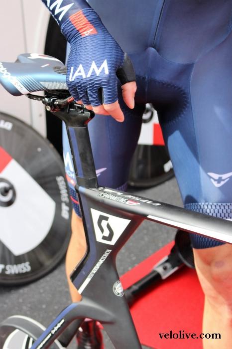 Алексей Сарамотин (IAM Cycling) о сезоне 2016 года