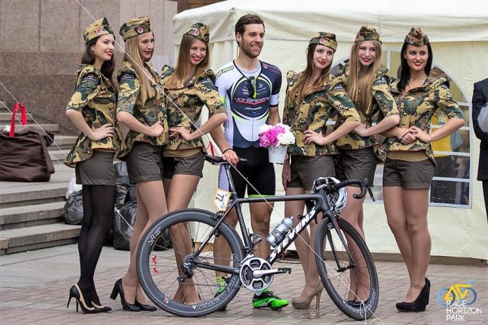 Впервые на велогонку Race Horizon Park приедет команда проконтинентального уровня