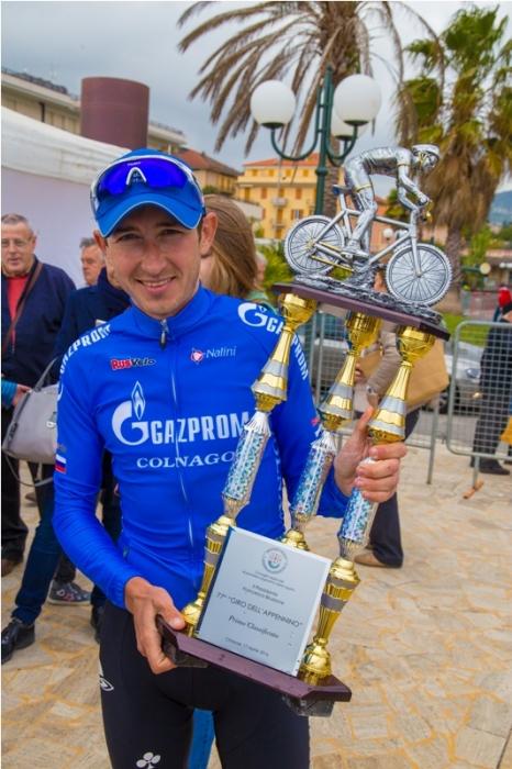 Сергей Фирсанов - победитель Giro dell'Appennino-2016