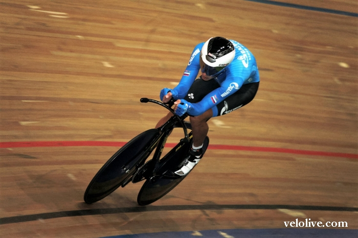 «Олимпийская галерея»: Александр Евтушенко, велоспорт-трек, сборная России