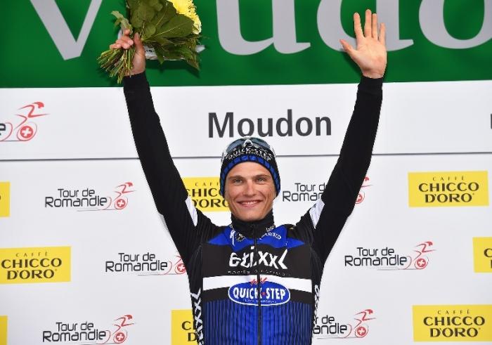 Марсель Киттель: «Победа на 1 этапе Тура Романдии даёт мне уверенность перед Джиро д'Италия»