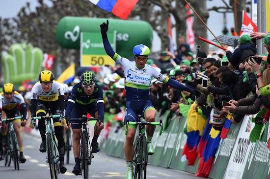 Michael Albasini о 5-м этапе Tour de Romandie-2016
