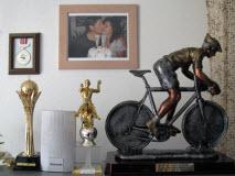 Правила хранительницы очага велосипедиста