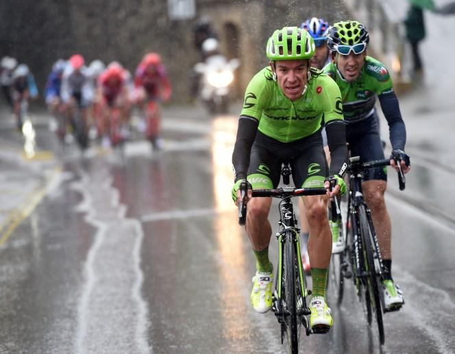 Jonathan Vaughters о Ригоберто Уране и составе Cannondale на Giro d'Italia-2016