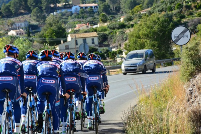 Команда Wanty-Groupe Gobert без Гран-туров в 2016 году