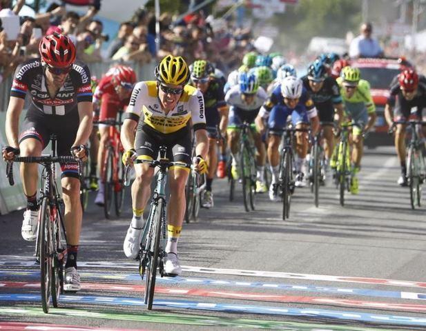 Киттель, Закарин, Хешедаль, Юнгельс о 4-м этапе Giro d'Italia-2016