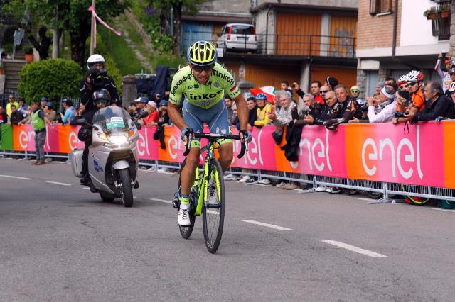 Ivan Rovny - второй на 10-м этапе Giro d'Italia-2016
