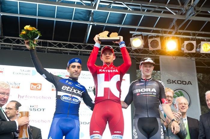 Александр Кристофф вновь побеждает в Германии