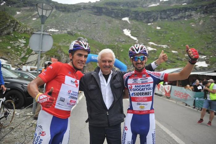 «Олимпийская галерея»: Сергей Цветков, велоспорт-шоссе, сборная Румынии