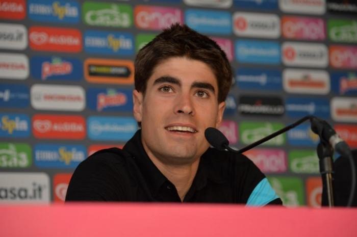 Микель Ланда о подготовке к Джиро д'Италия-2016
