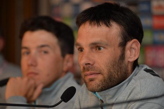 Доменико Поццовио и Жан-Кристоф Перо разделят капитанские полномочия на Джиро д'Италия-2016