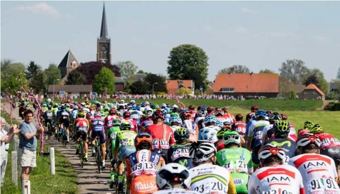 Джиро д'Италия-2016. Результаты 2 этапа