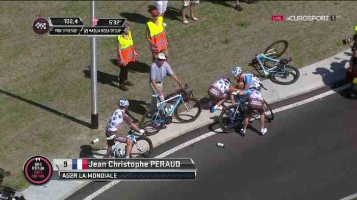 Марсель Киттель (Etixx-Quick Step) – победитель 3-го этапа Джиро д'Италия-2016