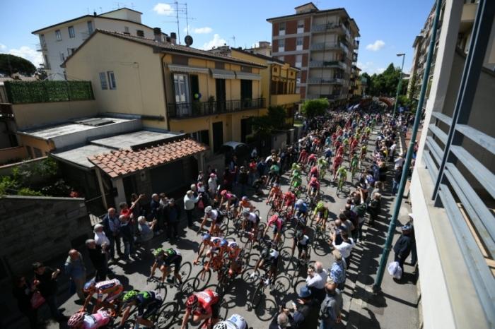 Джиро д'Италия-2016. Результаты 10 этапа
