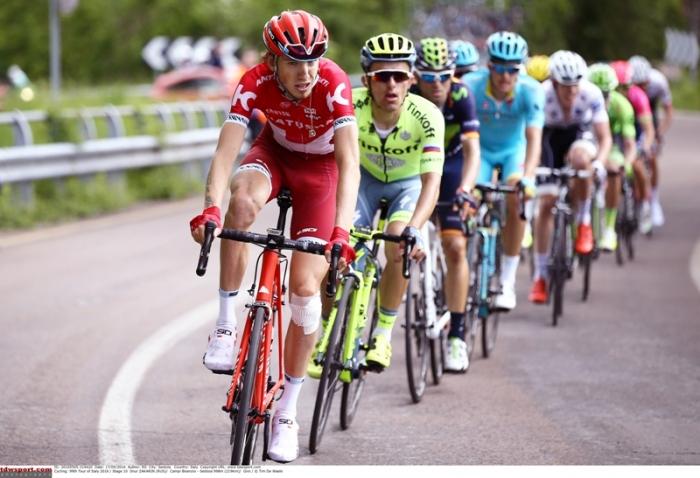 Алехандро Вальверде, Ильнур Закарин, Райдер Хешедаль, Игор Антон, Дамиано Кунего о 10-м этапе Джиро д'Италия-2016