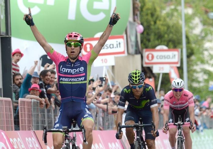 Страницы истории велоспорта: Джиро д'Италия - 2016