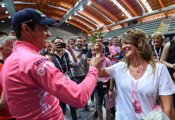 Джиро д'Италия-2016. Результаты 13 этапа