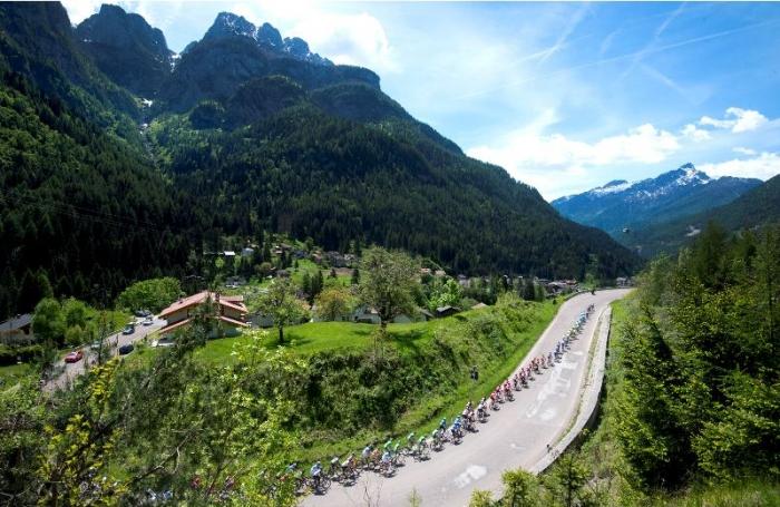 Джиро д'Италия-2016. Результаты 14 этапа
