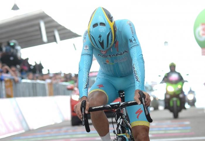 Джиро д'Италия-2016. Результаты 15 этапа