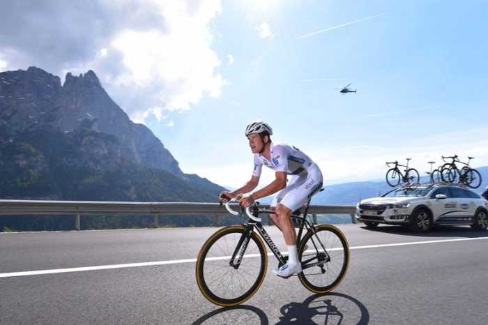 Ильнур Закарин, Боб Юнгельс, Эстебан Чавес, Рафал Майка о 15-м этапе Джиро д'Италия-2016