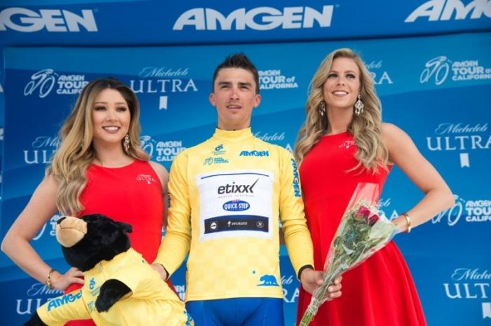 Жулиан Алафилипп - победитель Тура Калифорнии-2016